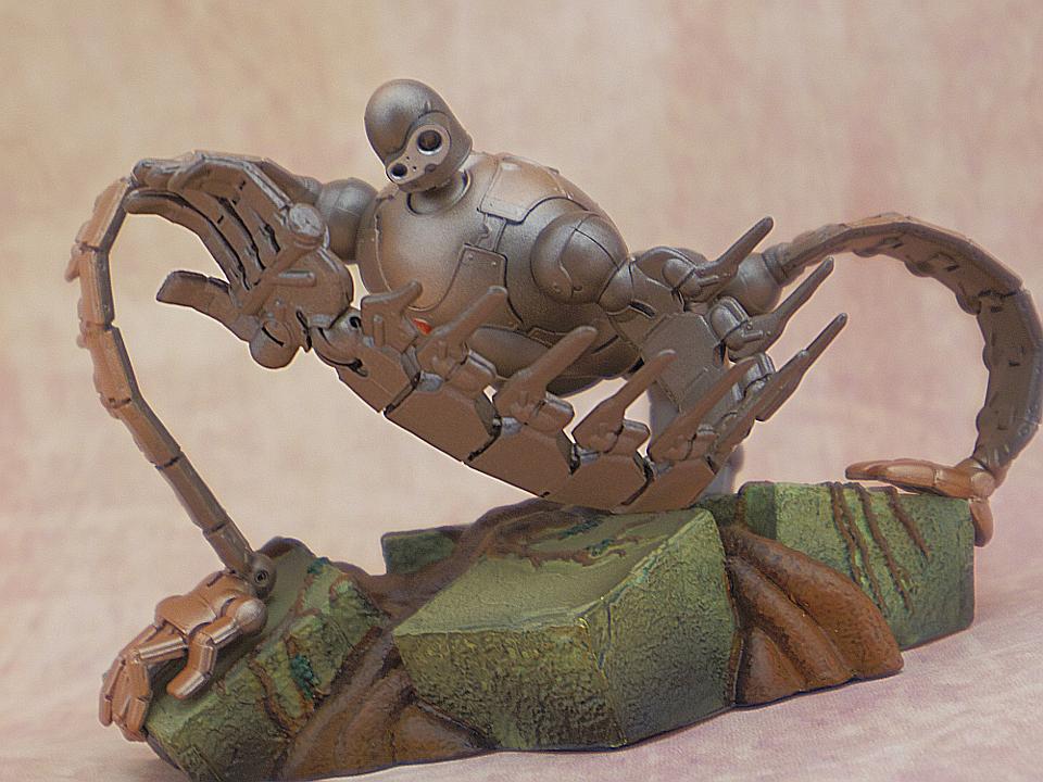 想造ガレリア ロボット兵57