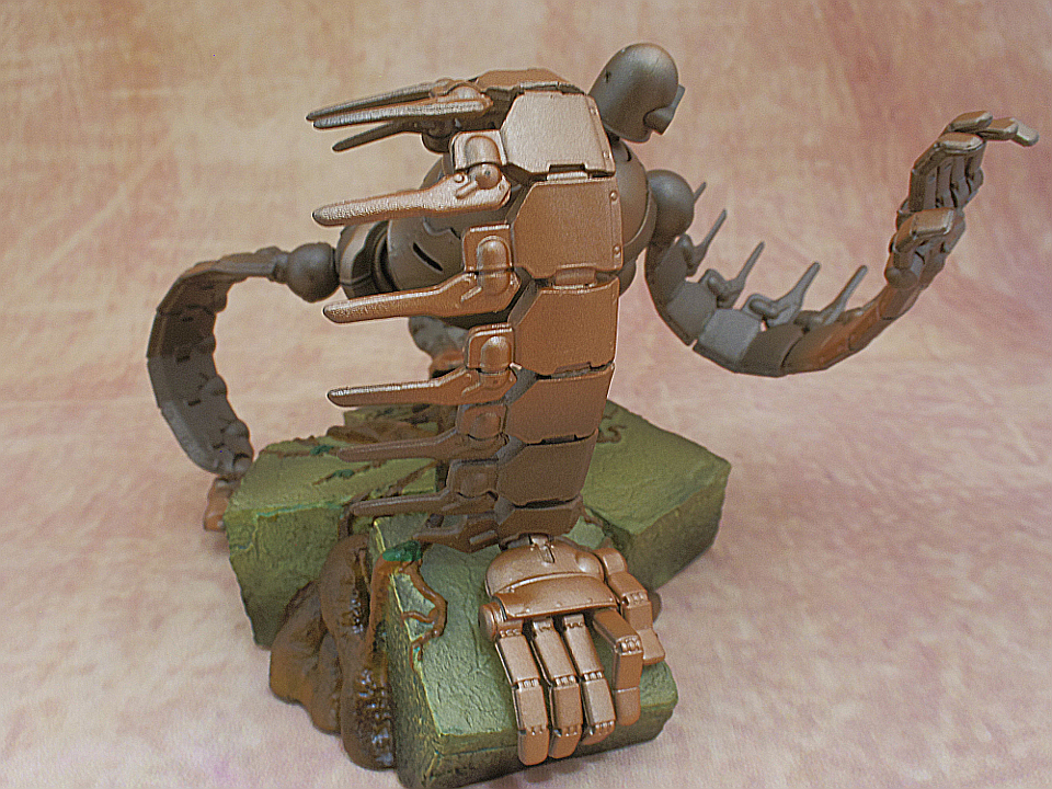 想造ガレリア ロボット兵59