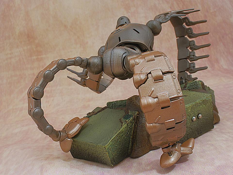想造ガレリア ロボット兵60