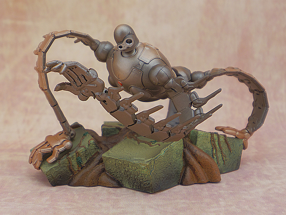 想造ガレリア ロボット兵43