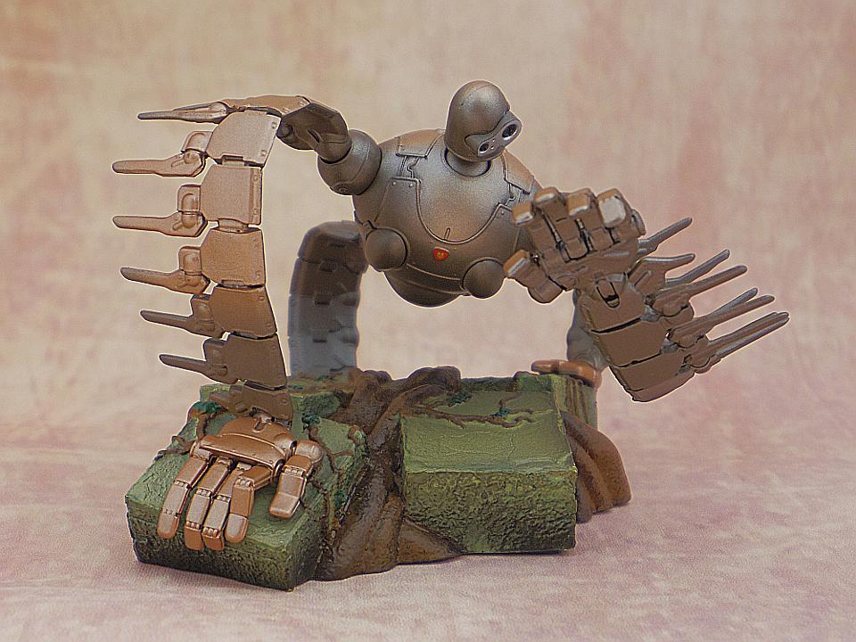想造ガレリア ロボット兵44