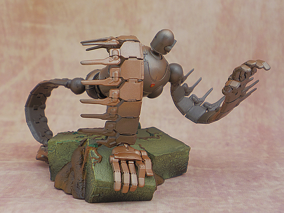 想造ガレリア ロボット兵45