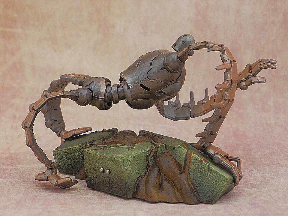 想造ガレリア ロボット兵46