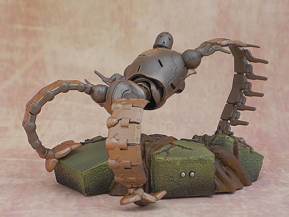 想造ガレリア ロボット兵47