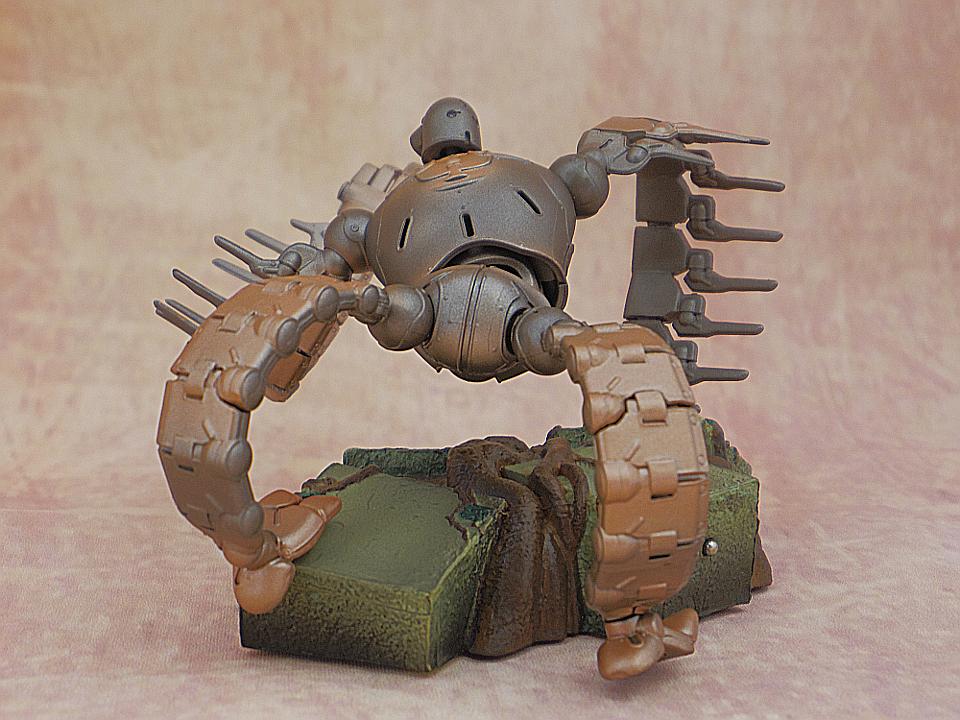 想造ガレリア ロボット兵48