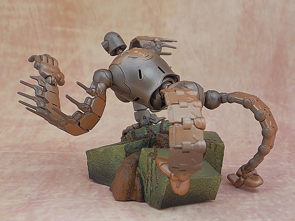 想造ガレリア ロボット兵49