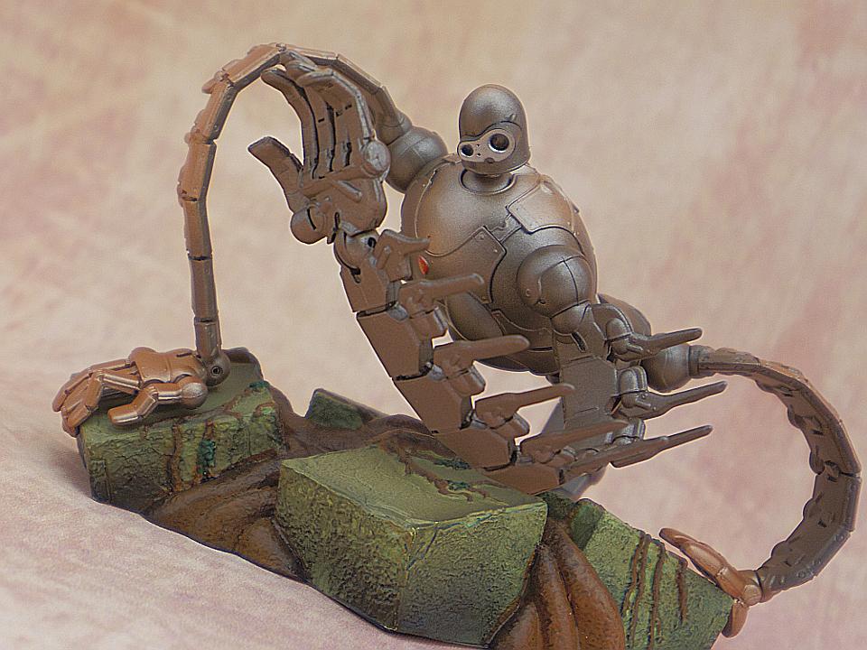 想造ガレリア ロボット兵53