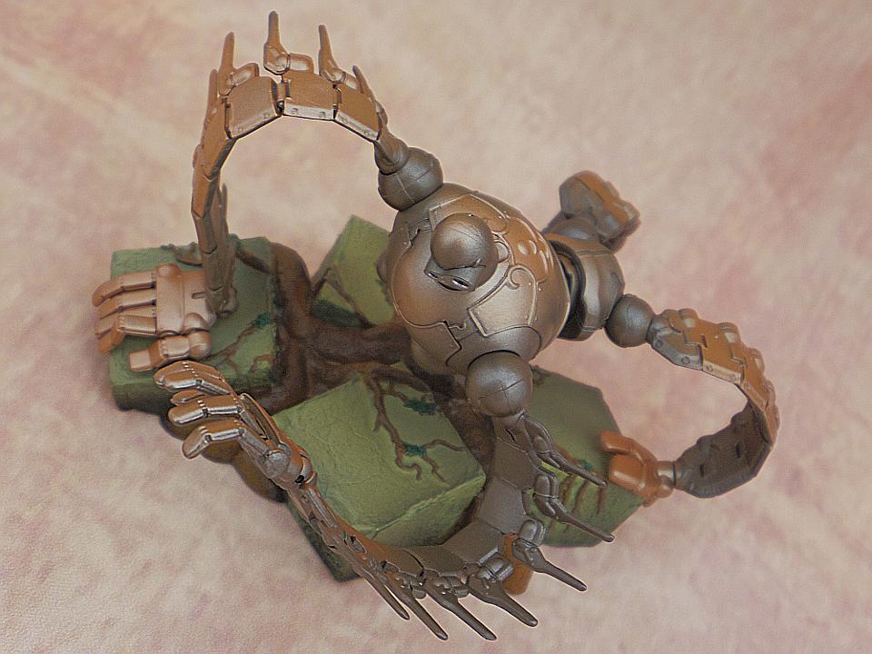 想造ガレリア ロボット兵54