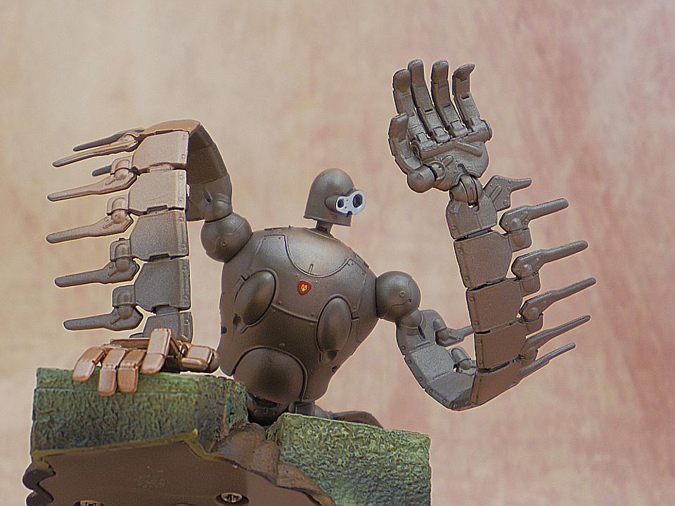 想造ガレリア ロボット兵56