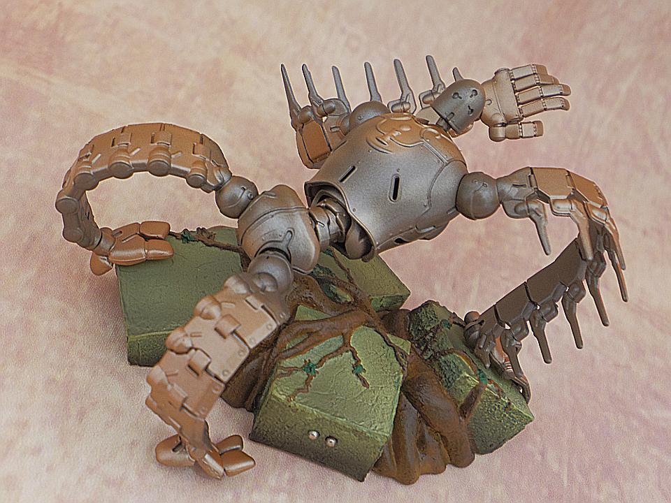 想造ガレリア ロボット兵55