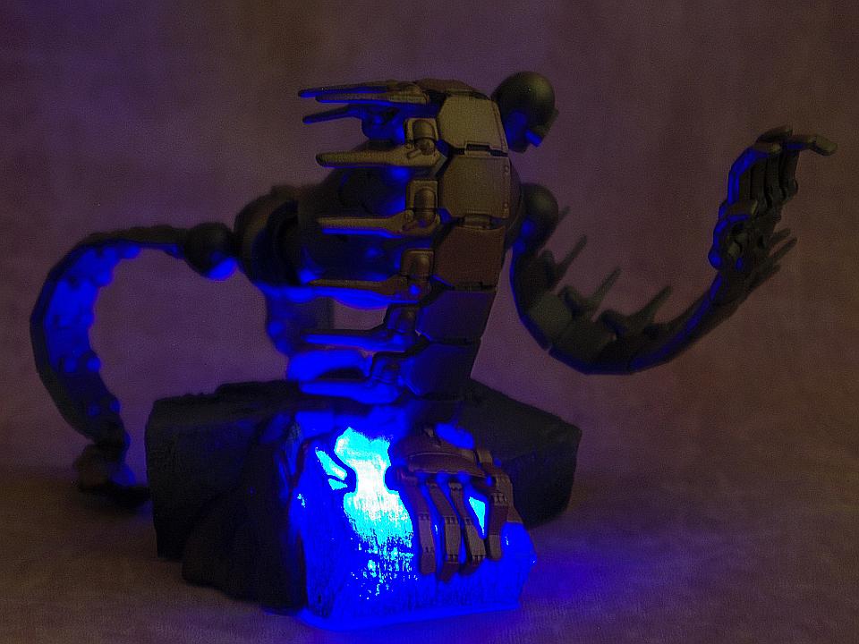 想造ガレリア ロボット兵68