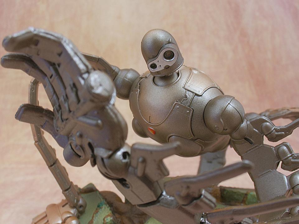想造ガレリア ロボット兵73