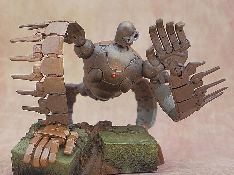 想造ガレリア ロボット兵61