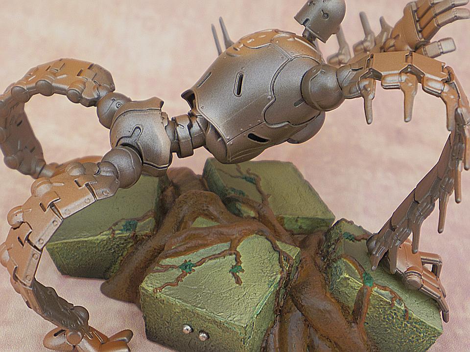 想造ガレリア ロボット兵62