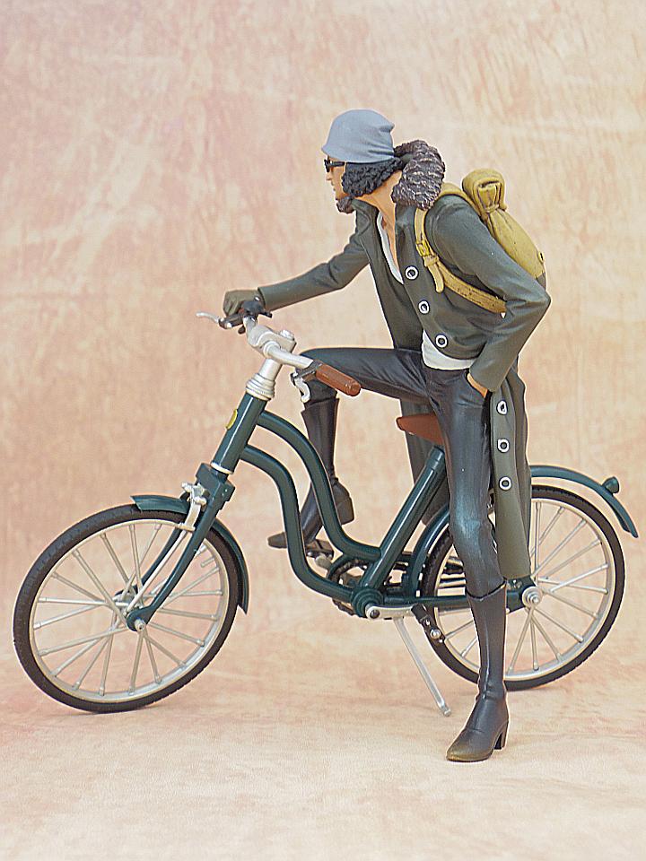 クザン 自転車2