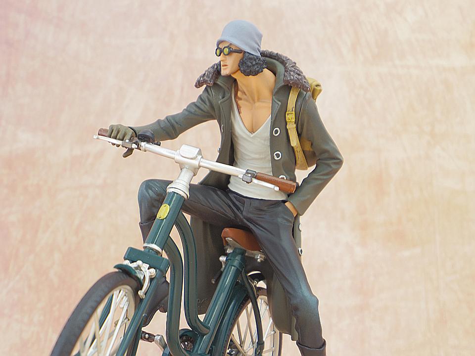 クザン 自転車45