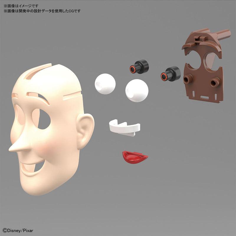 トイ・ストーリー4 ウッディ プラモデルFIGURE-048465_05