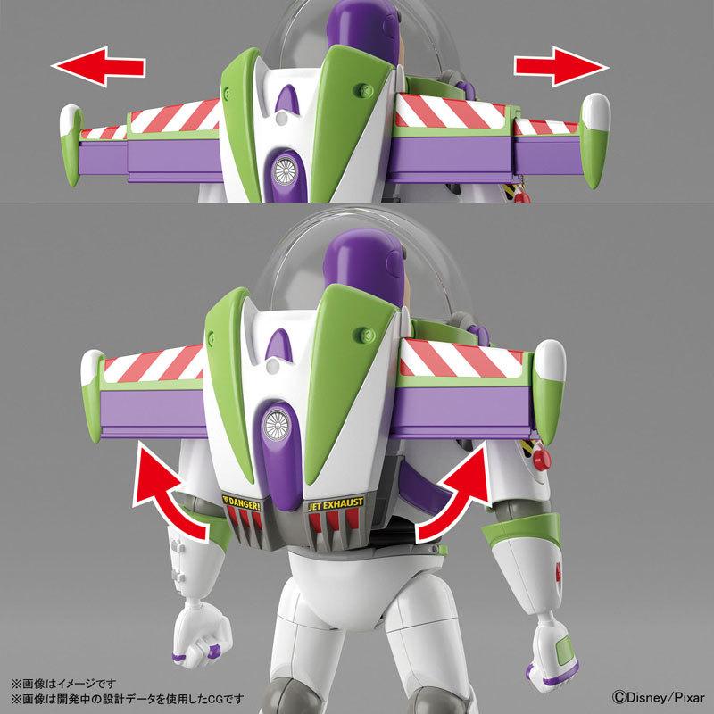 トイ・ストーリー4 バズ・ライトイヤー プラモデルFIGURE-048464_05