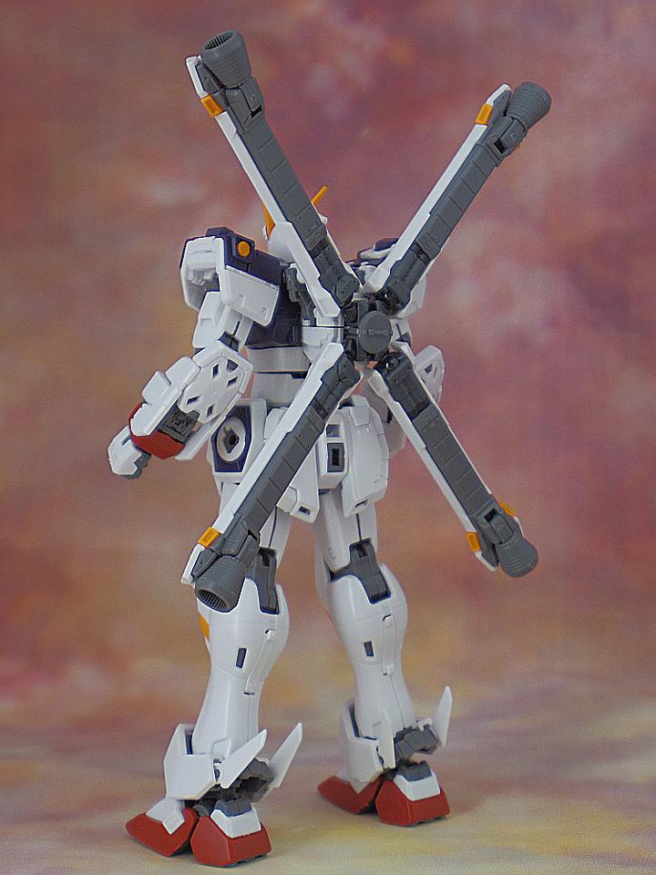 RG クロスボーンガンダムX1-5
