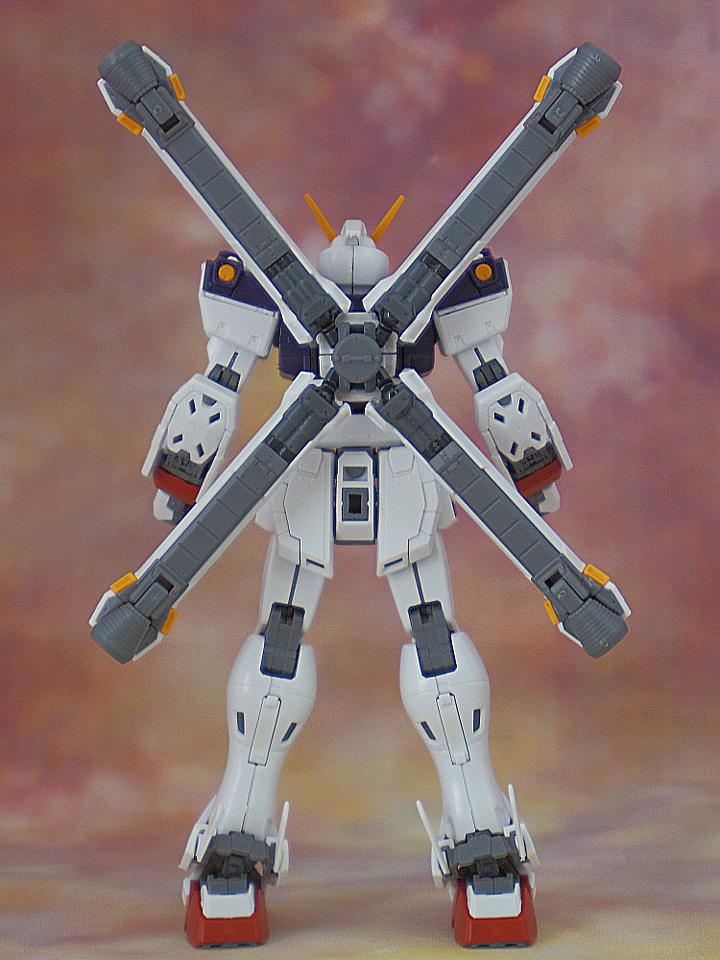 RG クロスボーンガンダムX1-6