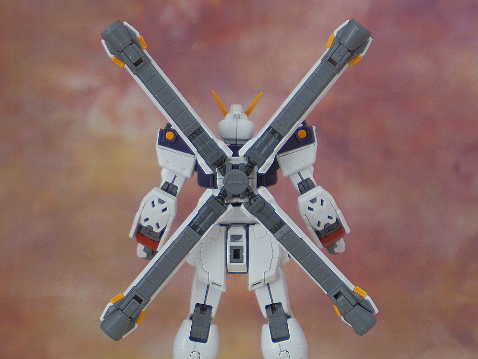 RG クロスボーンガンダムX1-14