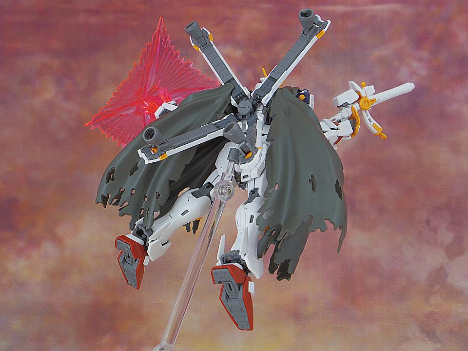 RG クロスボーンガンダムX1-67