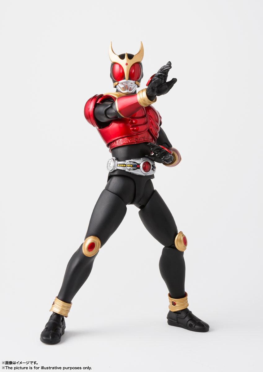 仮面ライダークウガ マイティフォーム01