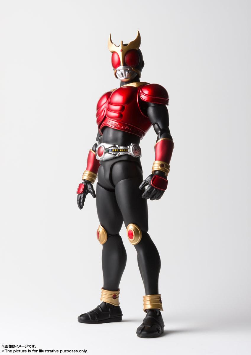 仮面ライダークウガ マイティフォーム02