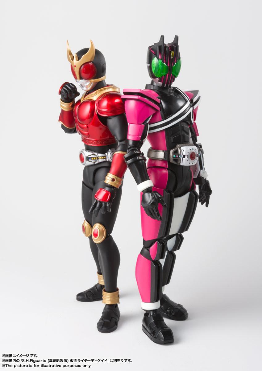 仮面ライダークウガ マイティフォーム05