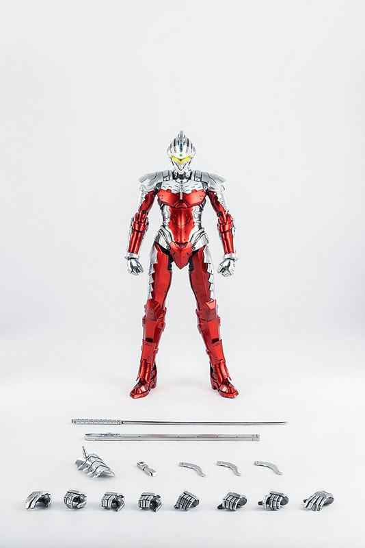 16 ULTRAMAN SUIT Ver7 (Anime Version) 可動フィギュアFIGURE-049340_01