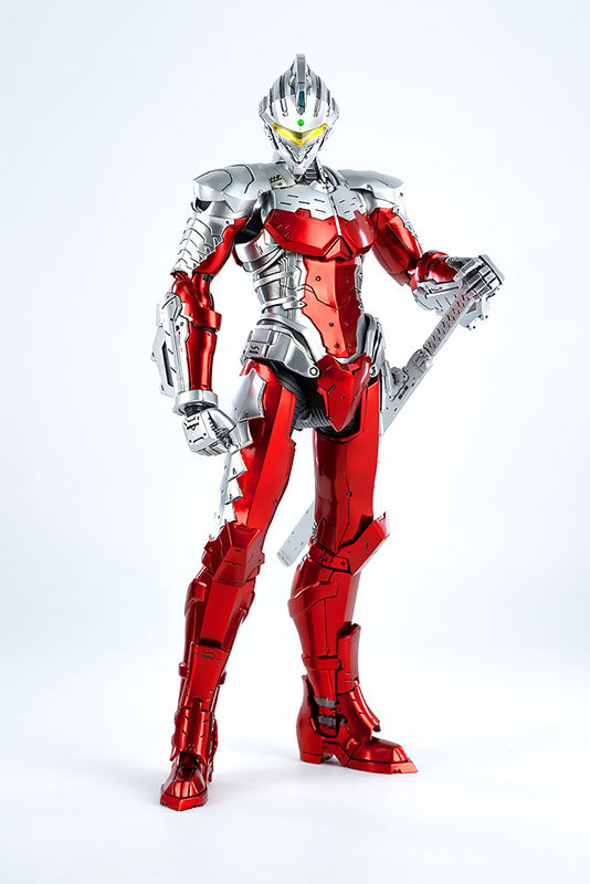 16 ULTRAMAN SUIT Ver7 (Anime Version) 可動フィギュアFIGURE-049340_02