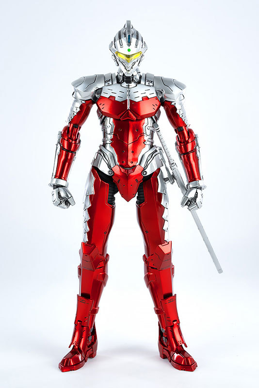 16 ULTRAMAN SUIT Ver7 (Anime Version) 可動フィギュアFIGURE-049340_03