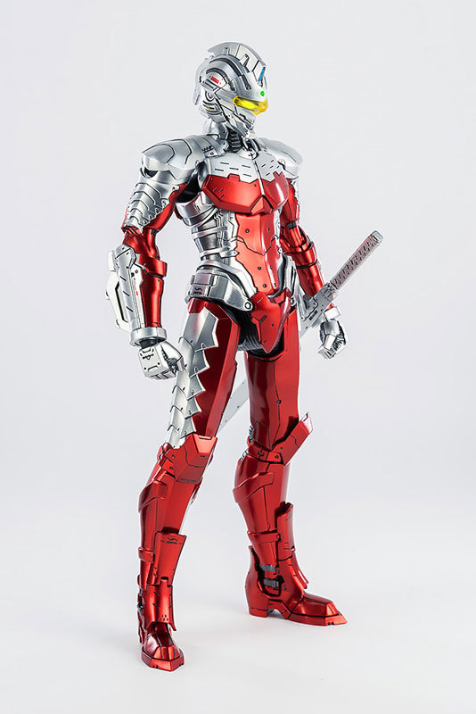 16 ULTRAMAN SUIT Ver7 (Anime Version) 可動フィギュアFIGURE-049340_04