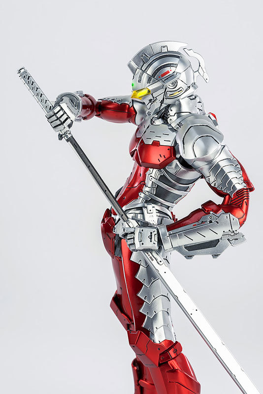 16 ULTRAMAN SUIT Ver7 (Anime Version) 可動フィギュアFIGURE-049340_06