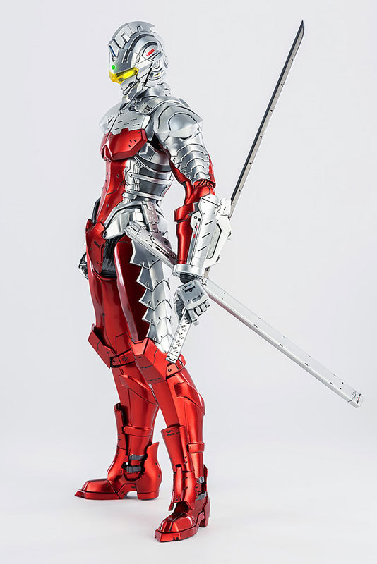 16 ULTRAMAN SUIT Ver7 (Anime Version) 可動フィギュアFIGURE-049340_07