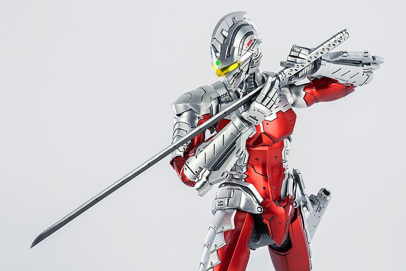 16 ULTRAMAN SUIT Ver7 (Anime Version) 可動フィギュアFIGURE-049340_08