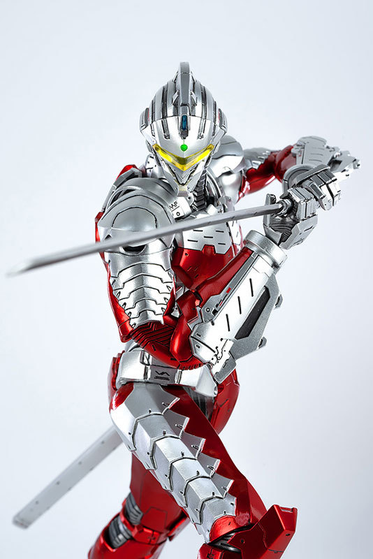 16 ULTRAMAN SUIT Ver7 (Anime Version) 可動フィギュアFIGURE-049340_09