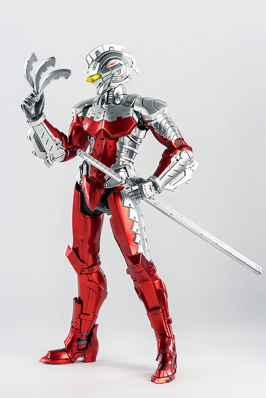 16 ULTRAMAN SUIT Ver7 (Anime Version) 可動フィギュアFIGURE-049340_10