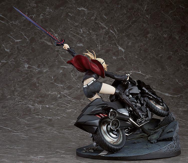 FateGrand Order セイバーアルトリア・ペンドラゴン〔オルタ〕&キュイラッシェ・ノワールFIGURE-041052_04