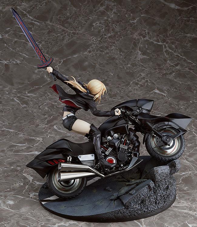 FateGrand Order セイバーアルトリア・ペンドラゴン〔オルタ〕&キュイラッシェ・ノワールFIGURE-041052_05