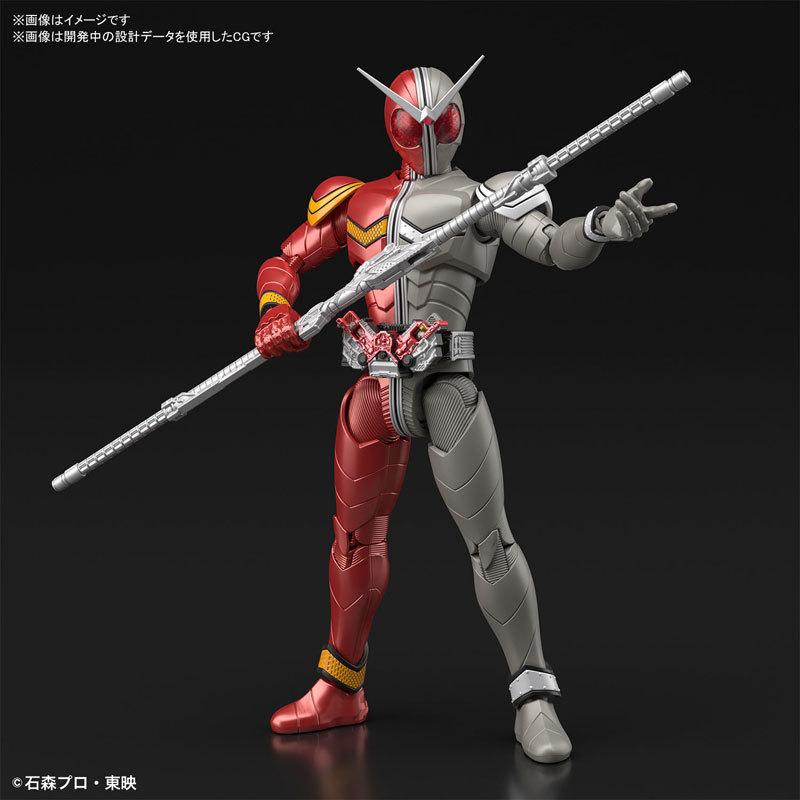 Figure-rise Standard 仮面ライダーW ヒートメタル プラモデルFIGURE-049281_01