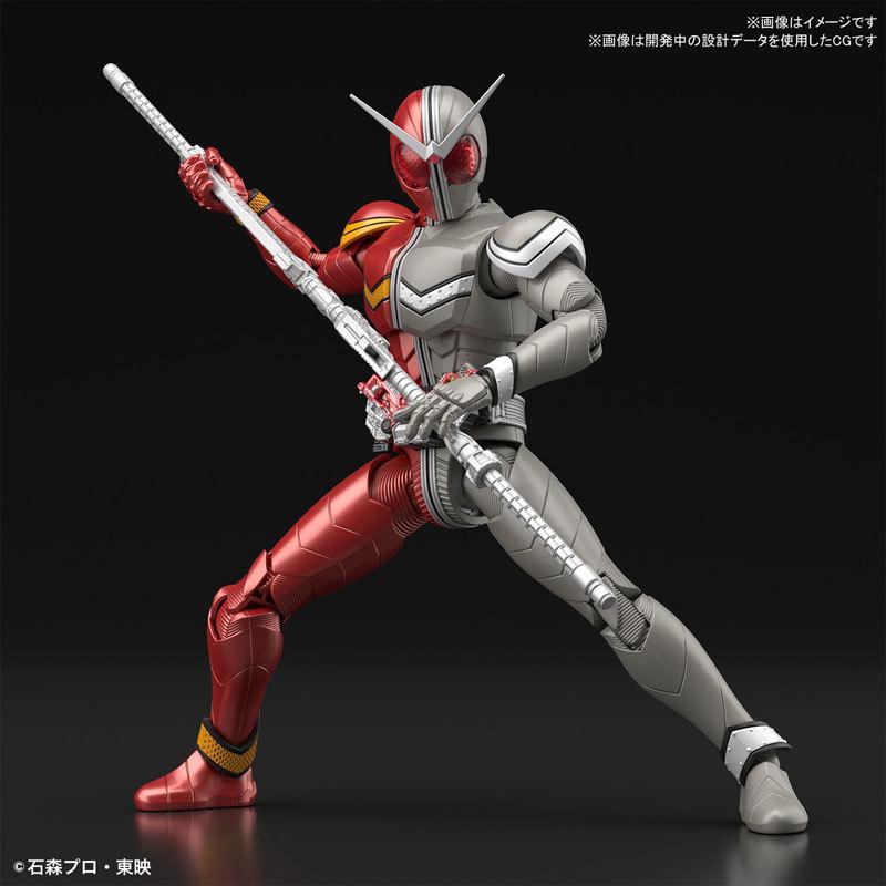 Figure-rise Standard 仮面ライダーW ヒートメタル プラモデルFIGURE-049281_02