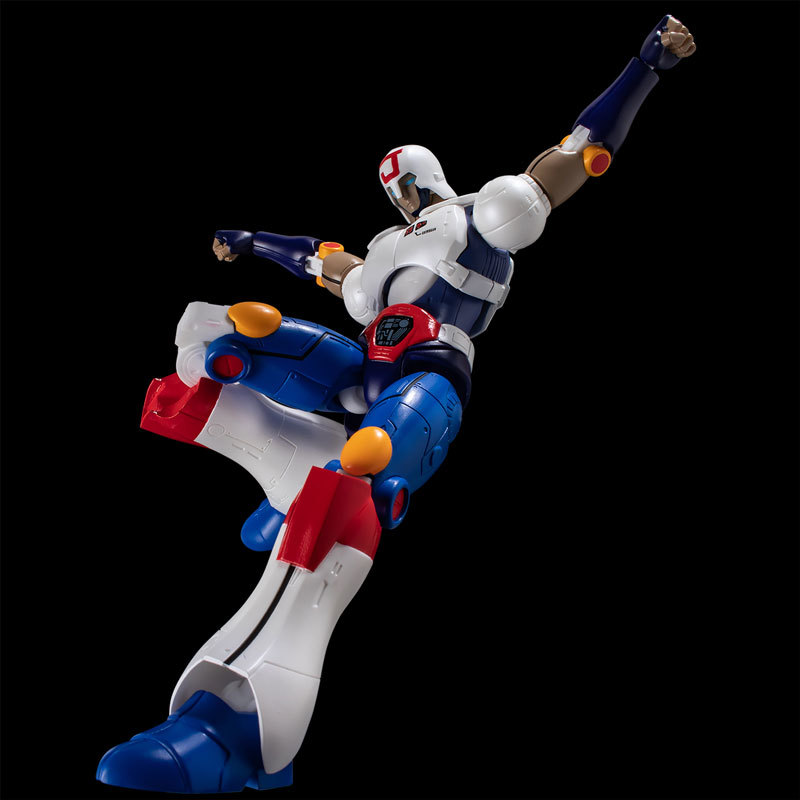 フレーム アクション マイスター プラレス3四郎 柔王丸 可動フィギュアFIGURE-048250_07