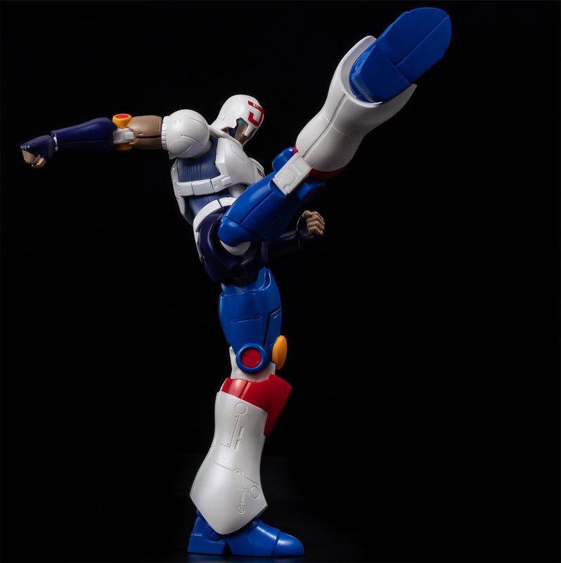 フレーム アクション マイスター プラレス3四郎 柔王丸 可動フィギュアFIGURE-048250_08