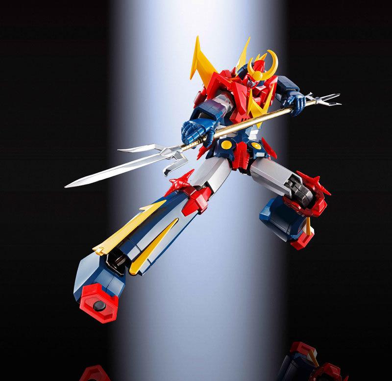 超合金魂 GX-84 無敵超人ザンボット3FIGURE-047858_05