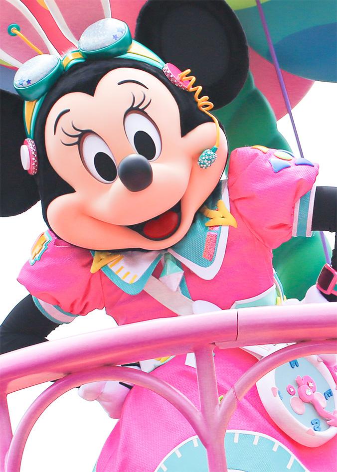 うさたま大脱走/ミニーマウス1