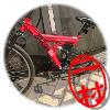 二村 自転車修理