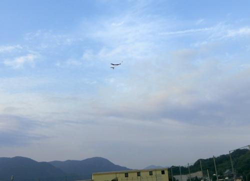 1日、kh-18akb、飛行ちう~! その3!