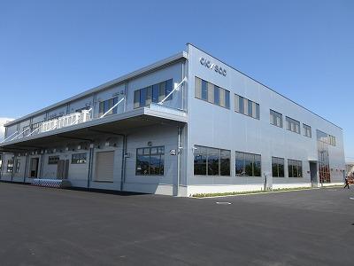 タカヤマケミカル 山梨工場
