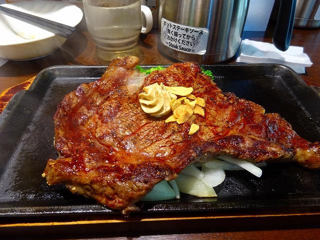 いきなりステーキ 松戸店 (9)